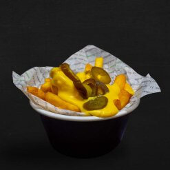 Cheese & Jalapeno Fries