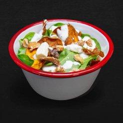 Sweet Potato Spinach Salad